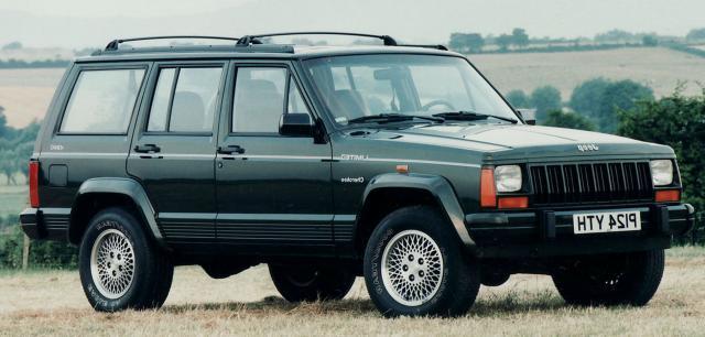 Reviews for Jeep Cherokee | Dog And Lemon